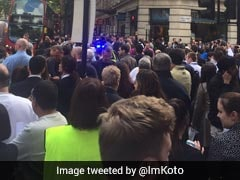 British Police Investigating Suspect Package In Central London