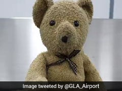This Airport Is On A Mission To Reunite Lonely Teddies With Their Owners