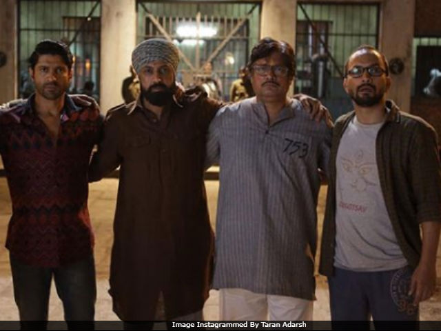Lucknow Central Box Office Collection Day 1: Farhan Akhtar's Film Earns A Little Over Rs 2 Crore