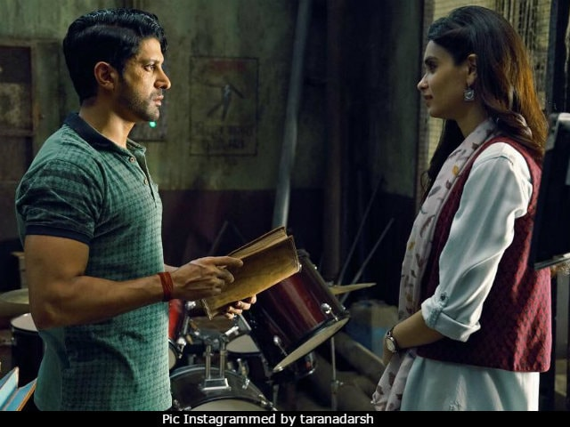 Lucknow Central Box Office Collection Day 2: Farhan Akhtar's Film Makes 4.86 Crore