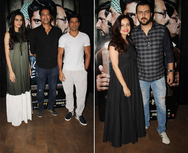 lucknow central screening