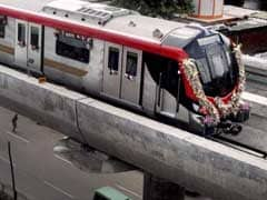 Lucknow Metro Touches 1.11 Crore Ridership