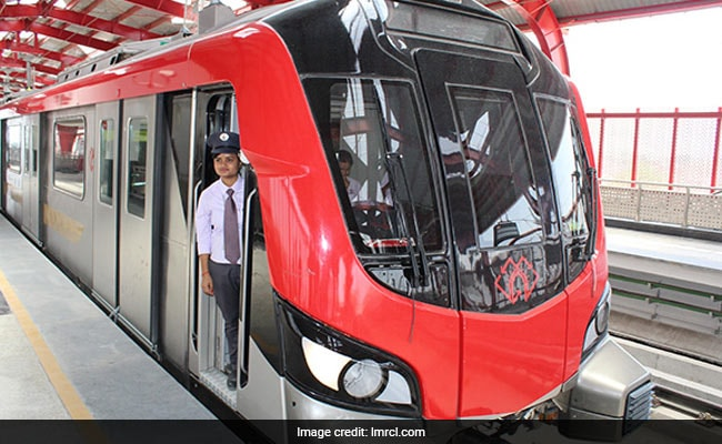 Rajnath Singh, Yogi Adityanath To Flag Off Lucknow Metro On September 5