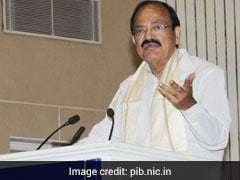Children Should Learn Hindi, Says Venkaiah Naidu
