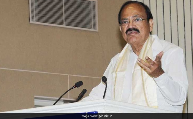 India A Bright Spot In Global Economy: Vice President M Venkaiah Naidu