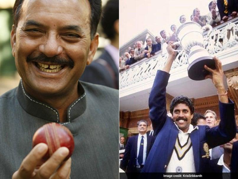 1983 World Cup Final: When Madan Lal Convinced Captain Kapil Dev And Dismissed Vivian Richards