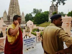Security Stepped Up At Bodh Gaya After Ahmedabad Blasts Suspect's Arrest