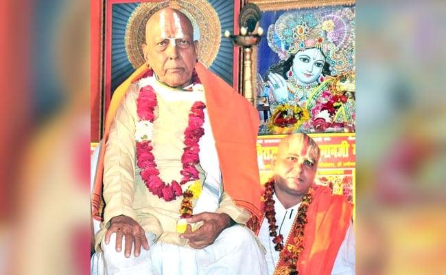 राम जन्मभूमि केस के पक्षकार महंत भास्कर दास का निधन, ब्रेन स्ट्रोक के बाद हॉस्पिटल में भर्ती करवाए गए थे