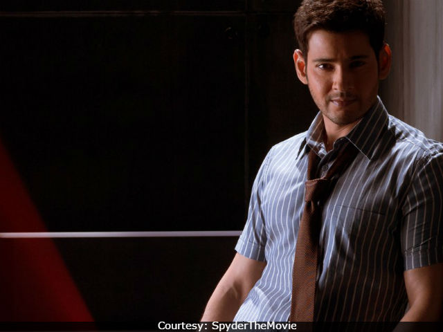 Mahesh Babu's 'Nervous' About SPYDER, Having 'Sleepless Nights'