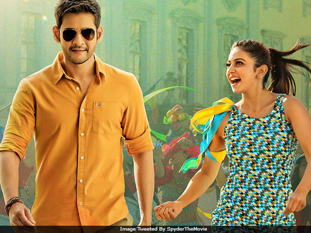 Gigantic Release for Spyder in USA