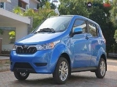 Mahindra To Bid For The Second Stage Of EESL Tender For 9,500 Electric Vehicles
