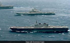 'Taken Note' Of Australia Joining Mega India-US-Japan Navy Drill: China