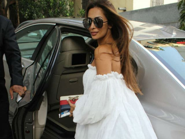 Malaika Arora's Outfit Of The Day Is Now On Our Wish List