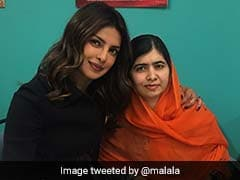 Can't Believe I Met Priyanka Chopra, Tweets Malala. Her Sweet Reply