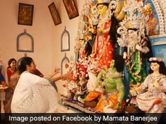 Mamata Banerjee's Plan After Court Voids Idol Immersion Ban On Muharram