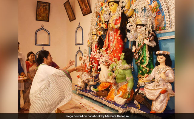 Mamata Banerjee Has New Plan After Court Voids Durga Idol Immersion Ban On Muharram