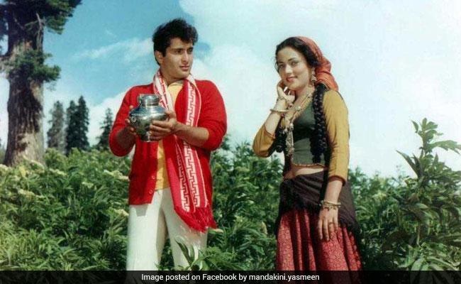 मंदाकिनी ने राजीव कपूर को किया याद, 'राम तेरी गंगा मैली' से मचाई थी धूम, बोलीं- हमारी खूबसूरत यादें...