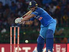 India Vs Australia: Manish Pandey Working Hard To Find A Place In The Playing XI