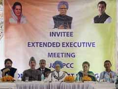 Congress Panel, Led By Manmohan Singh, Concludes 2-Day Kashmir Visit