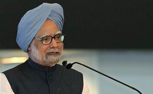 In Swipe At Gujarat Model, Manmohan Singh Says It Only Helped Top 1 Per Cent