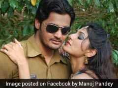 भोजपुरी फिल्मों का हीरो मनोज पाण्डेय गिरफ्तार, दो लड़कियों ने लगाया रेप का आरोप