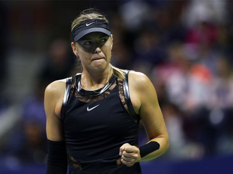 Maria Sharapova Labours Into China Open Round Three