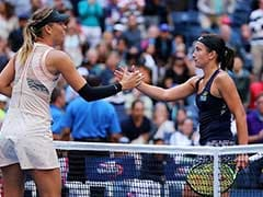 US Open: Maria Sharapova Ousted While Venus Williams, Petra Kvitova Advance