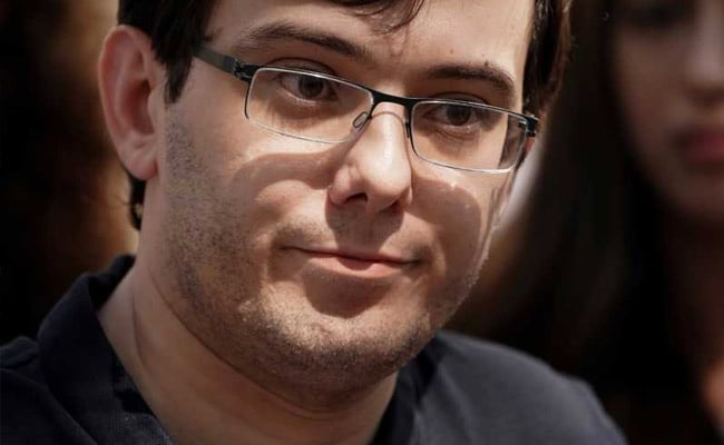 'Pharma Bro' Martin Shkreli Jailed After Facebook Post About Hillary Clinton