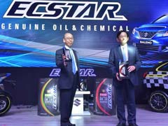 Maruti Launches Suzuki's Ecstar Brand Of Lubricants, Car Care Products In India