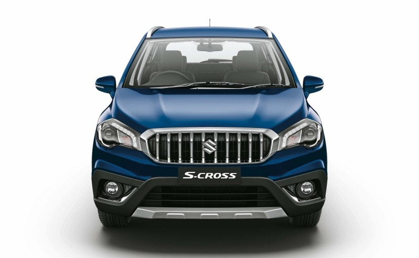 The 2017 Maruti Suzuki S Cross Facelift Will Come With Shvs Mild Hybrid Tech