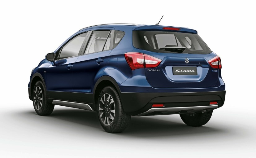 maruti suzuki s cross facelift key features and. Black Bedroom Furniture Sets. Home Design Ideas