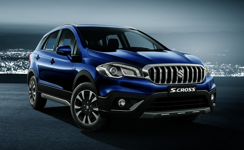 The new Maruti Suzuki S-Cross will launch in India in the next few days