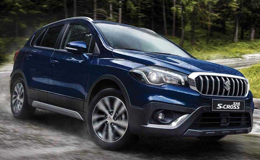 The 2017 Maruti Suzuki S-Cross facelift will come with new design, styling and new features