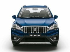 2018 Maruti Suzuki S-Cross Updated With New Features; Prices Start At Rs. 8.85 Lakh