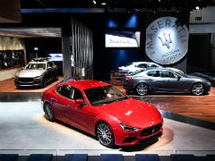 Frankfurt Auto Show Touts Green Credentials Amid Climate Protests