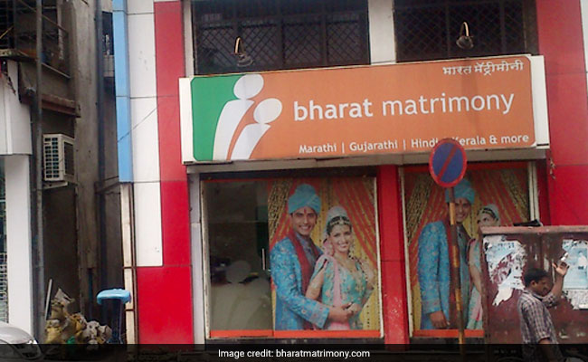 Matrimony.com runs online match-making business under BharatMatrimony brand, among others