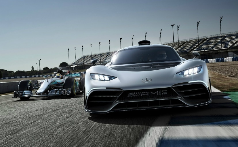 Frankfurt debut for 1000hp Mercedes-AMG Project One