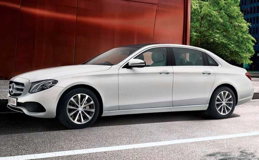 dbca5545ff27d4 Mercedes-Benz Suspends E350d Sales In Germany. Here s Why - NDTV ...