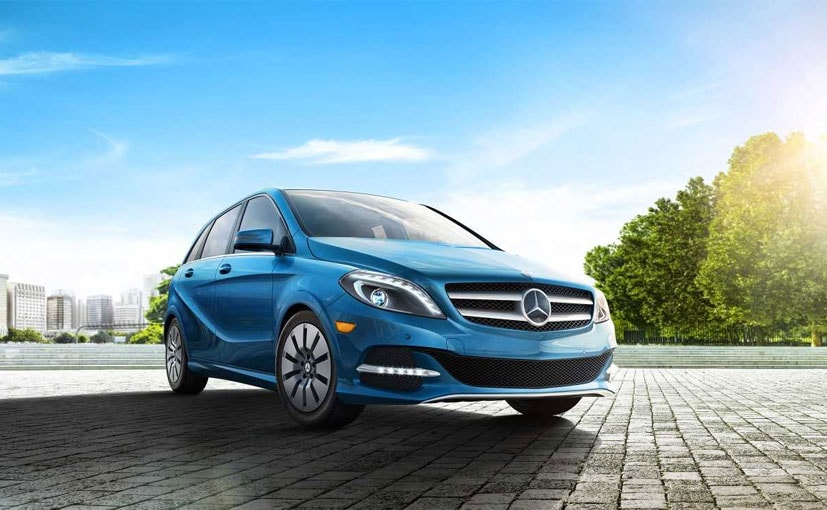 Mercedes Benz To Offer Electric Option For Every Car By