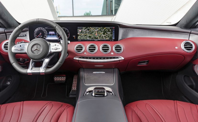 mercedes benz s class cabriolets cabin