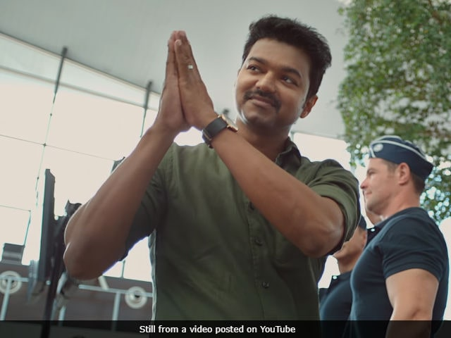 Mersal Teaser: Vijay Is A Magician You Don't Want To Mess With