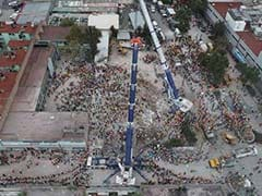 'Everything Has fallen': Over 240 Dead In Mexico Earthquake