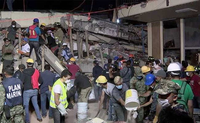mexico earthquake afp