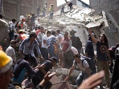 At Least 139 Dead In Powerful Mexico Quake, More Feared Trapped In Rubble