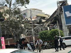 More Than 100 Killed After 7.1 Magnitude Earthquake In Mexico