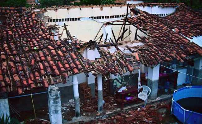 मैक्सिको में आए भीषण भूकंप में मरने वालों की संख्या 60 हुई, सैकड़ों मकान जमींदोज