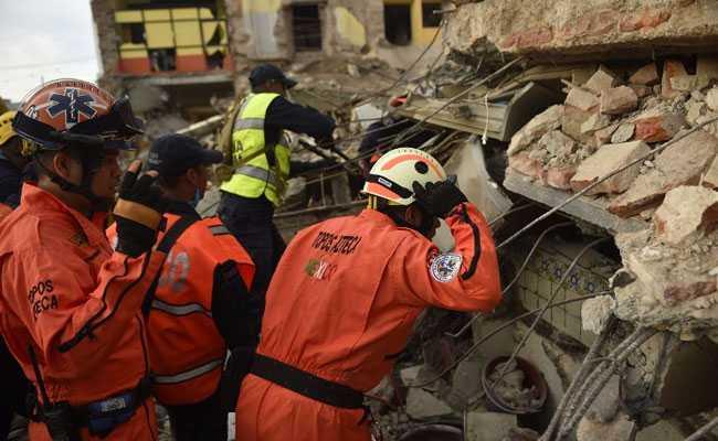 मैक्सिको पर भूकंप और तूफान की मार, मरने वालों की संख्या 66 हुई