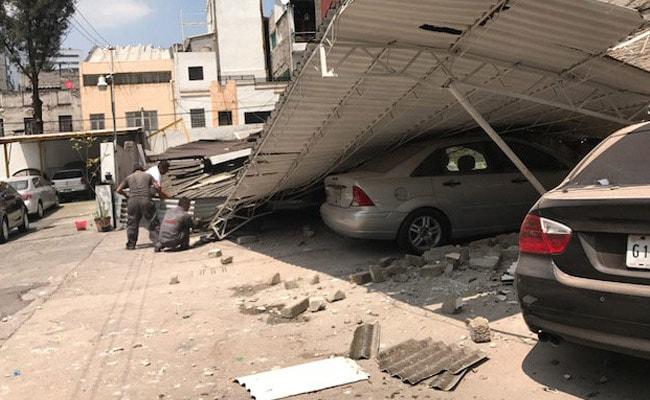 7.1 Magnitude Earthquake Hits Mexico City