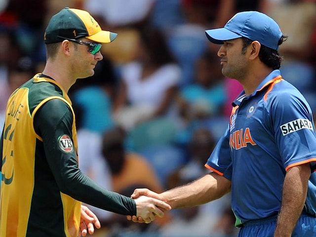 India vs Australia: Mahendra Singh Dhoni Will Play The 2023 World Cup, Says Michael Clarke