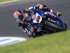 MotoGP 2017: Yamaha Announces Michael van der Mark As Rossi's Replacement At Aragon